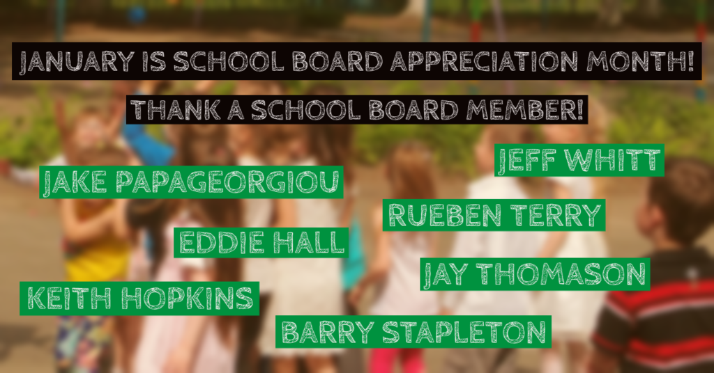 board appreciation