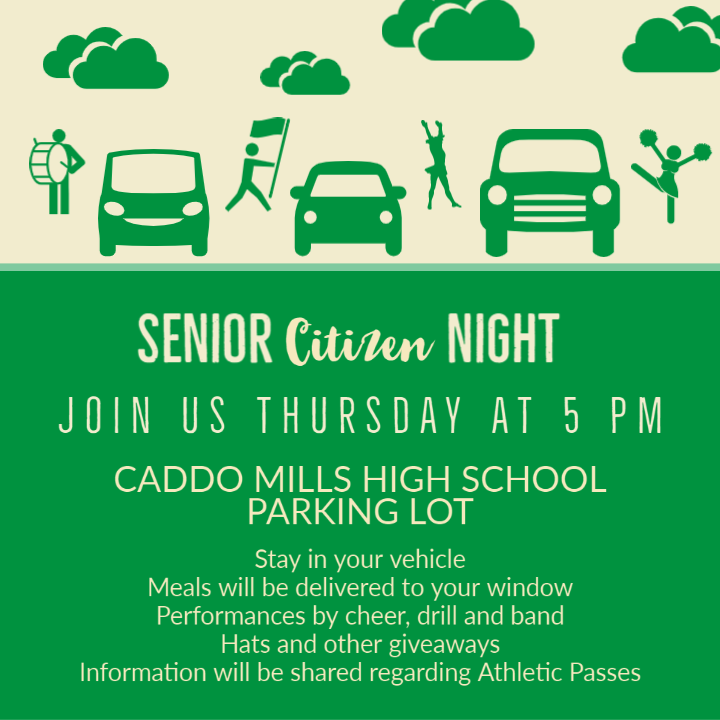 senior citizen night